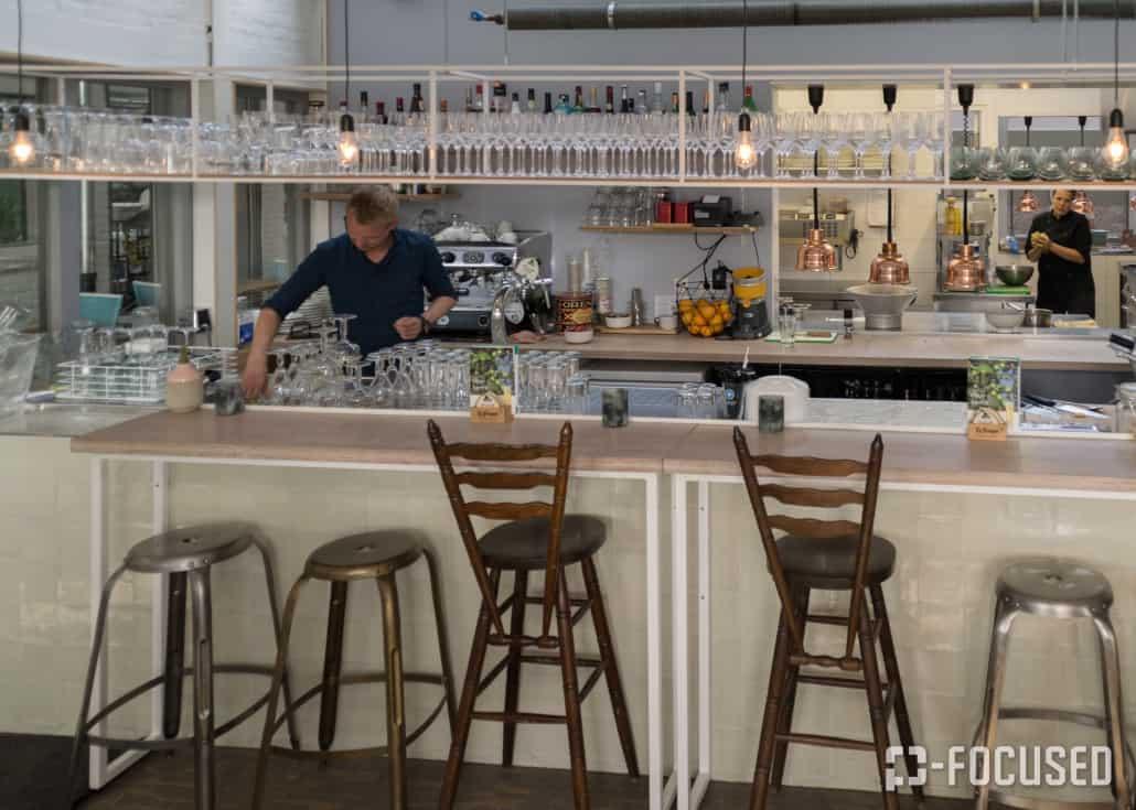 Bar van Eethuis Twintig